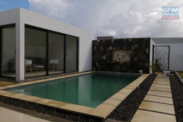 A vendre villa F5 proche de la plage sur une belle parcelle de terrain à Balaclava.