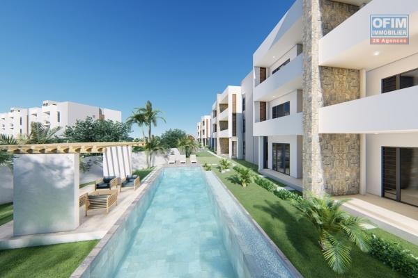 Flic en Flac à vendre appartements de standing et d'exception 3 chambres avec piscine rare sur Flic en Flac.