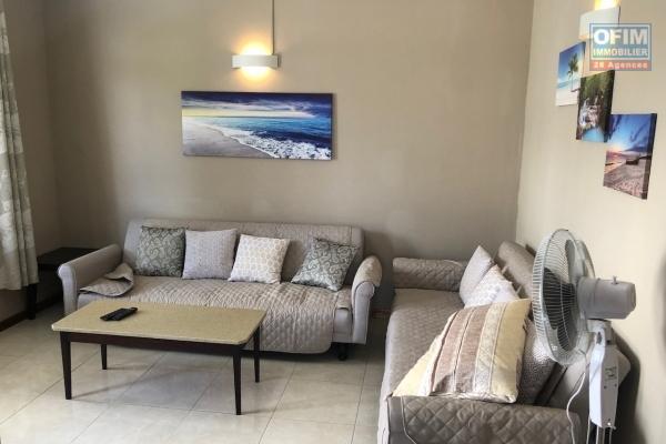 En vente un très bel appartement dans un complexe à Péreybère morcellement Swan.