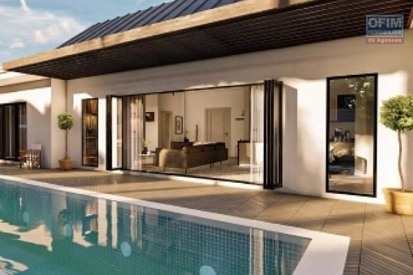 Rivière Noire à vendre une opportunité à ne pas rater pour ce projet de villa 3 chambres avec piscine situé dans un cadre verdoyant au calme