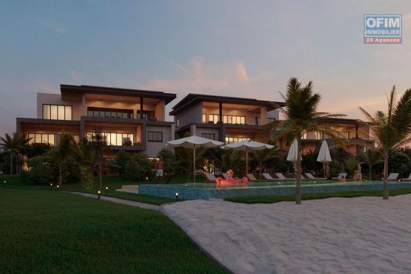 Pereybère à vendre appartements accessible aux étrangers avec piscine situé à deux pas de l'océan.