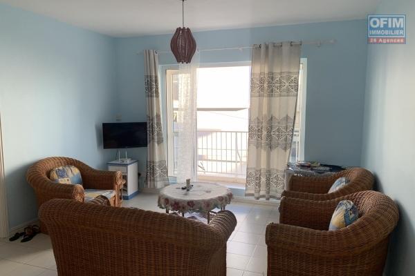 Flic en Flac à louer appartement 3 chambres situé dans une résidence sécurisée à deux pas de la plage au calme.