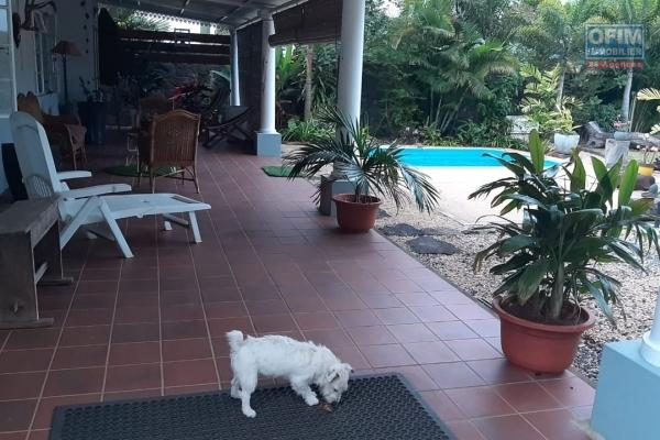 En vente une villa exclusive aux citoyens mauriciens à Mon Loisir.