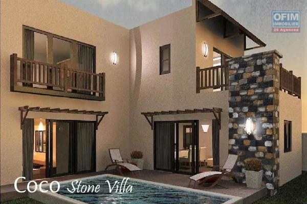 A vendre un projet de 6 villas à Grand Baie/Pereybère sur le chemin 20 pieds à 5 min du Super U de Grand Baie.