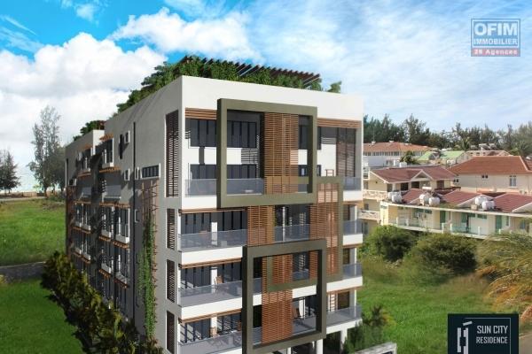 Superbe appartement  en duplex 3 chambres, avec piscine privé à Flic en Flac