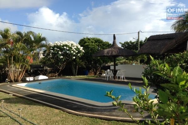 A vendre une demeure d'exception avec une magnifique vue dégagée des alentours dans un des plus beau quartier de Floréal.